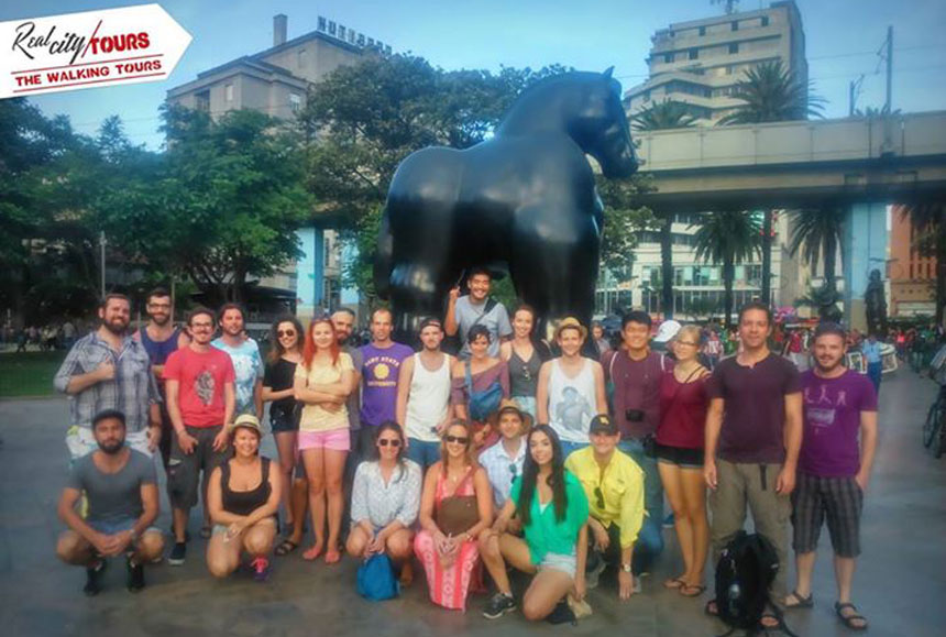 Free-Walking-Tour-Medellin